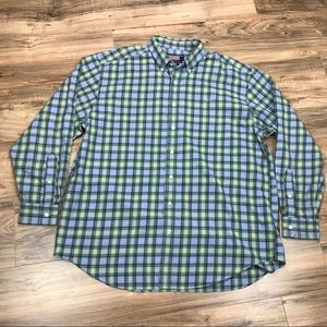 Vineyard vines whale shirt Long sleeve Sz XL